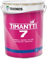 Краска Teknos Timantti 7 Base 1 (18л, белый) -