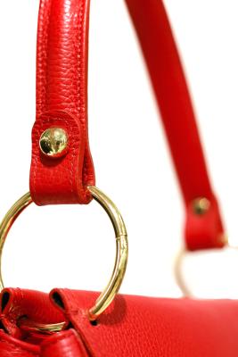 Сумка Borse in Pelle 50929 (красный)