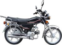 Мопед ЗиД YX-50 (черный) -