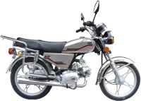 Мопед ЗиД YX-50 (серебристый) -