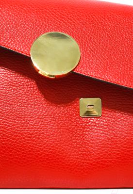Сумка Borse in Pelle 56929 (красный)