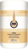 Кондиционер для волос Kaaral X-Form X-Real восстанавливающий с пшеничными протеинами (1л) -