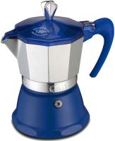 Гейзерная кофеварка G.A.T. Fantasia 106003 (синий) -