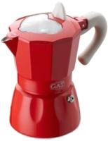 Гейзерная кофеварка G.A.T. Rossana 103103 (красный) -