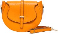 Сумка Borse in Pelle 64318 (оранжевый) -