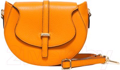 Сумка Borse in Pelle 64318 (оранжевый)
