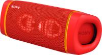 Портативная колонка Sony SRS-XB33 (красный) -