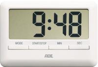 Таймер кухонный ADE TD1600 (белый) -