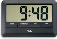 Таймер кухонный ADE TD1601 (черный) -
