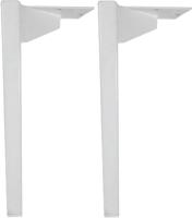 Комплект ножек для кровати Aquanet Nova / 243730 (белый) -