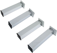 Комплект ножек для кровати Aquanet 181454 -