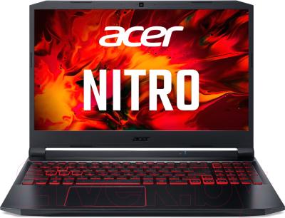Игровой ноутбук Acer Nitro 5 AN515-55-783A (NH.Q7PEU.00F)