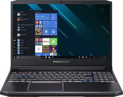 Игровой ноутбук Acer Predator Helios 300 PH315-53-75F6 (NH.Q7ZEU.00J)
