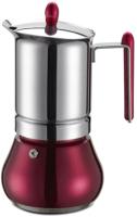 Гейзерная кофеварка G.A.T. Annetta 251004 (красный) -