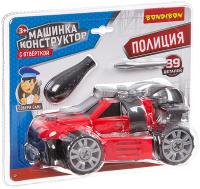 Конструктор Bondibon Полиция / ВВ3383 -