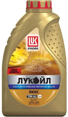 Моторное масло Лукойл Люкс 10W40 SL/CF / 19187
