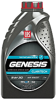 Моторное масло Лукойл Genesis Claritech 5W30 SN/CF / 1539436 (1л) -