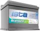 Автомобильный аккумулятор Ista Standard 6СТ-60А1 Е (60 А/ч) -