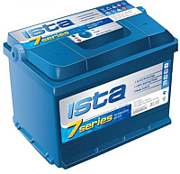Автомобильный аккумулятор Ista 7 Series 6СТ-55А2HЕ (55 А/ч) -