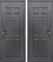 Входная дверь Юркас Kaiser К13 (96х205, правая) -