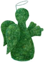 Каркасное топиари Грифонсервис Ангел ТОП1-1 (зеленый) -