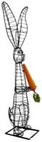 Каркасное топиари Грифонсервис Причудливый кролик ТОП15-1 (зеленый) -
