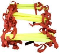 Координационная лестница No Brand У792/MR-L5.4 (желтый/красный) -