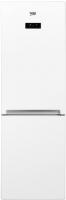 Холодильник с морозильником Beko CNKDN6321EC0W -