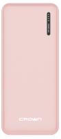 Портативное зарядное устройство Crown CMPB-5000 (розовый) -