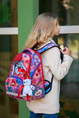 Школьный рюкзак DeLune 10-002