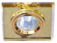 Точечный светильник Ambrella 8170 GOLD MR16 (золото) -