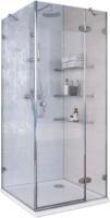 Душевой уголок Акватон Lax SQR 100х100 R (1AX020SSXX000) -