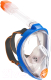 Маска для плавания Ocean Reef Classic / OR018021 (L, синий) -