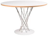 Обеденный стол Грифонсервис Loft Изи Лайт СМ16 (светлый/сосна) -