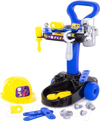 Тележка с инструментами игрушечная Полесье Ну, погоди! Механик / 83388