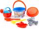Набор игрушек для песочницы Полесье Marvel Человек-Паук №8 / 67111 -
