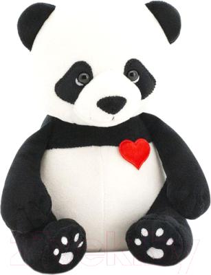 Мягкая игрушка Orange Toys Life Панда Бу. Влюбленное сердце / OS807-38/20