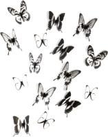 Декор настенный Umbra Chrysalis 470340-188 (черный/прозрачный) -