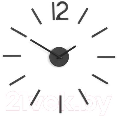 Часы-наклейка на стену Umbra Blink 1005400-040