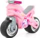 Каталка детская Полесье МХ Мотоцикл / 80608 (розовый) -