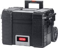 Ящик для инструментов Keter Mobile Gеаr Cart / 236889 (черный) -