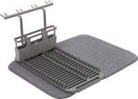Коврик для сушки посуды Umbra Undry 1011484-149 (серый) -