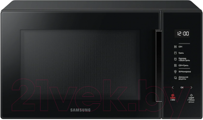 Микроволновая печь Samsung MG30T5018AK/BW