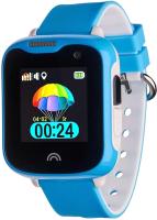 Умные часы детские Wonlex KT05 (синий) -