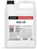 Средство для очистки после ремонта Pro-Brite Alfa-19 (5л) -