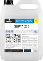 Универсальное чистящее средство Pro-Brite Septa 200 (5л) -