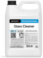Средство для мытья окон Pro-Brite Glass Cleaner (5л) -