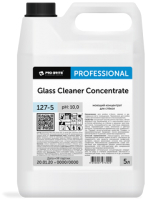 Средство для мытья окон Pro-Brite Glass Cleaner Concentrate (5л) -