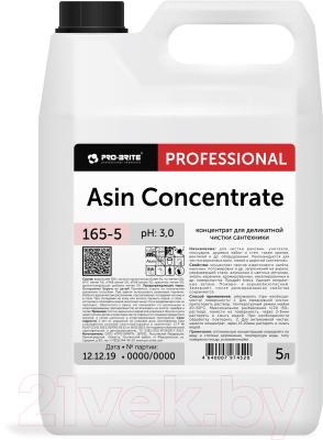 Чистящее средство для ванной комнаты Pro-Brite Asin Сoncentrate (5л)