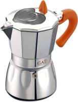 Гейзерная кофеварка G.A.T. Valentina 104903N (оранжевый) -